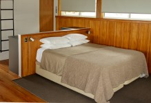 Main bed and bed area